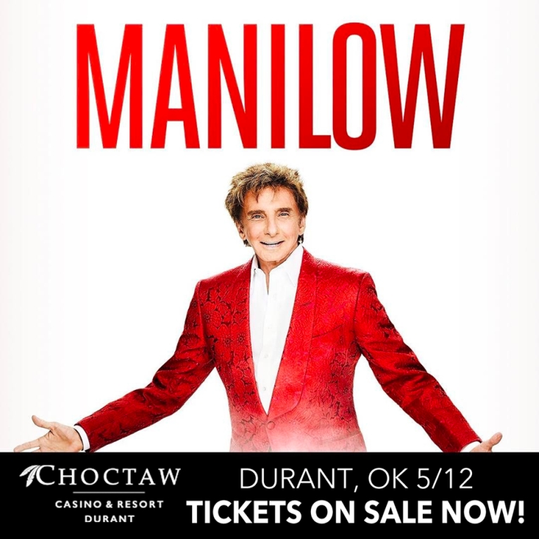 Barry Manilow - BarryNet - The Shows - Past Performances
